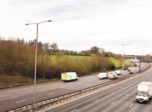 Public notices: Amended plans for Iver Heath motorway service station