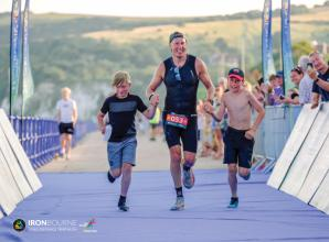 Maidenhead resident 'proud' to have completed gruelling half-Ironman