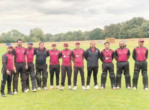 Syed hopes law of averages will favour Slough in three-way title chase