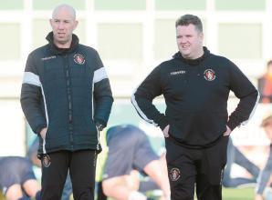 Baker takes the positives from gut-wrenching defeat to Chippenham Town