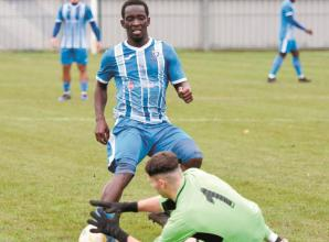 Burnham battle back for share of the spoils at Stag Meadow