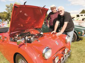 Wooburn and Bourne End Village Show to take place on Sunday