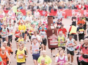 Call for runners taking part in the London Marathon