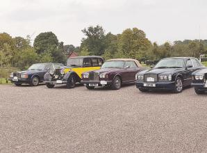 Classic cars on display in Windsor to raise money for Prince Philip Trust Fund