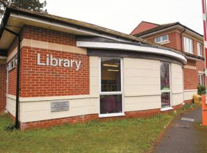 When are RBWM's library hours changing?