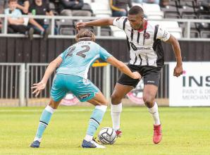Maidenhead United fight back to share the spoils with Grimsby Town
