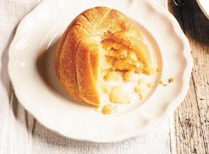 RECIPE: Rick Stein's apple charlotte tart