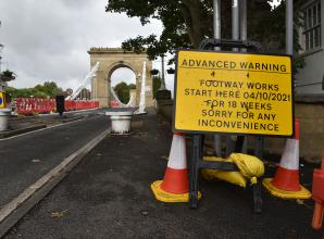 Works lasting several months planned for Marlow Bridge