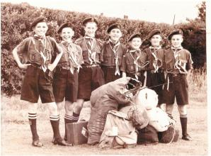 Cookham scout group celebrates centenary