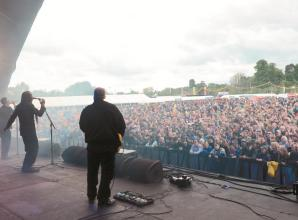 Let's Rock The Moor organisers look forward to 'sunny May 2022'