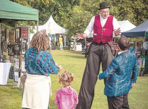 'Magic and mystery' event comes to Bray