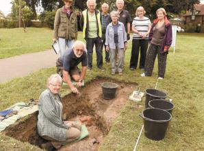 Two Marlow archaeology groups merge into one organisation