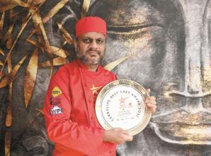 Maidenhead chef wins prestigious award