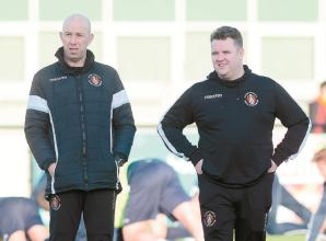 Underwood believes new players will drag Slough Town from the foot of the table