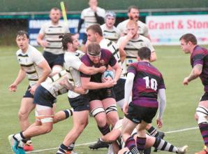 Maidenhead continue to 'drop off tackles' in 45-13 defeat to Westcombe Park