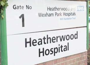 Drivers warned of road closures around Heatherwood Hospital