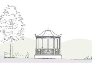 Bandstand to be created as part of Royal Borough's For Queen and Community project
