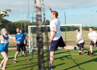 Teams wanted for Advertiser Charity Challenge