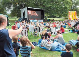 Sponsorship opportunities available for Maidenhead at the Movies