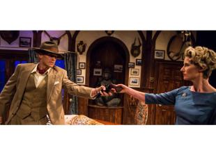 Review: Agatha Christie's The Unexpected Guest at the Mill at Sonning