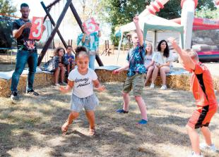 In pictures: Eton Dorney Residential School holds summer party