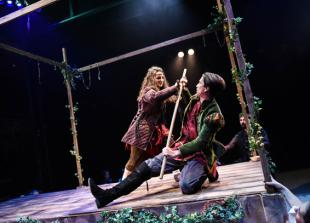 REVIEW: Robin Hood – A Musical Celebration at South Hill Park