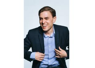 James Mullinger at Norden Farm for one night only