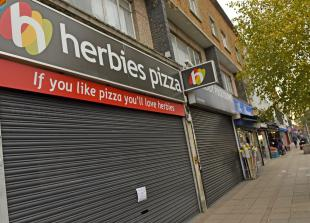 Herbies Pizza in Farnham Road closed due to 'serious cockroach infestation'