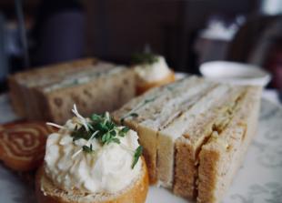 Feeding Time Blog: Laura Ashley the Tea Room in Burnham