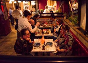 Feeding Time Blog review: Tapas Revolution in Windsor