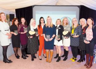 INSPIRE Business Girls Conference and Awards: Vote for your Community Business of the Year