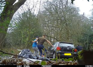 Young men recorded in 'extremely violent' attack on pheasant in Burnham
