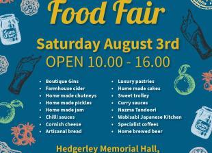 Hedgerley Food Fair