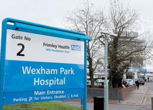 Wexham Park Hospital staff test positive for coronavirus