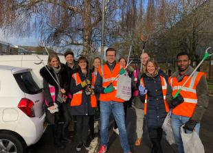 Informing Business (Jan30): BWP Group go to war on rubbish surrounding Globe Park