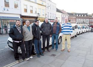 Taxi drivers' urgent call for more rank spaces