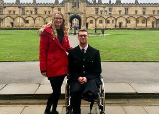 Police officer who lost leg in Maidenhead crash slams 'broken' justice system