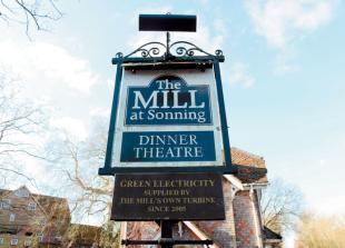 Sonning theatre given lifeline with help of supporters and George and Amal Clooney