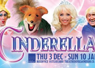 Debbie McGee joins pantomime cast at Windsor Theatre Royal