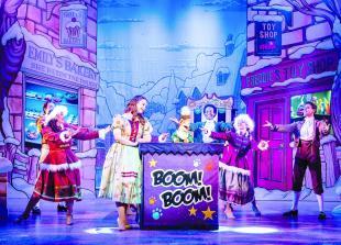 REVIEW: 'Magic' Cinderella pantomime returns to Windsor