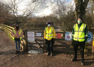 Dinton Pastures Country Park implements new measures to reduce visitor numbers amid COVID-19