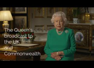 VIDEO: The Queen gives rare speech to the nation amid coronavirus crisis