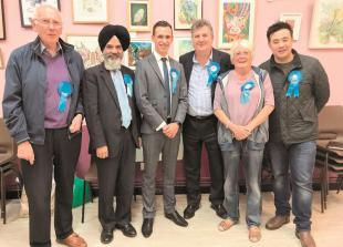New Burnham Lent Rise and Taplow councillor 'delighted' by by-election victory