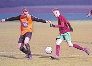 Rake disappointed by visitors Wokingham & Emmbrook, but happy with Holyport's recent progress