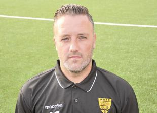 Saunders to work on Maidstone United's leaky defence ahead of trip to Maidenhead United