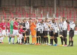 Griffin says Maidenhead United have proved their competitiveness in National League