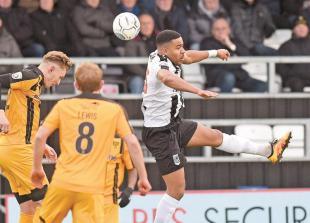 Maidenhead United 's Berks & Bucks Senior Cup clash with Chesham United is postponed