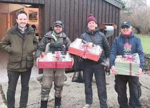 Big Fish Column: Chub and barbel bring Christmas cheer but fisheries are unusually quiet