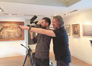 Billy Connolly to celebrate Stanley Spencer painting in Sky Arts show