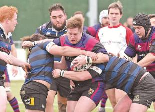 Parrott believes Maidenhead RFC can carve any team apart at Braywick Park